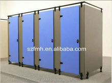 Fumeihua durable stainless steel toilet cubicle