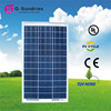great varieties high quality portable solar panel 80w