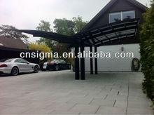 aluminum structure carports