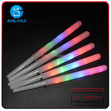 2015 made in china high quality flashing light up led spinning wand