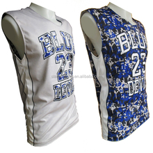 Reversible Mesh Cheap Wholesale Blank Basketball Jerseys