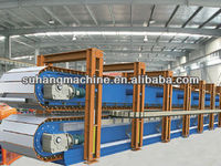 PU (Polyurethane) Continuous Sandwich Panel Production Line