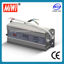 MIWI LPV-60-12 Waterproof IP 67 outdoor LED power supply 12vdc 5a , 24v 2.5a
