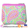 Cheap polyester promotional travel toiletry bag