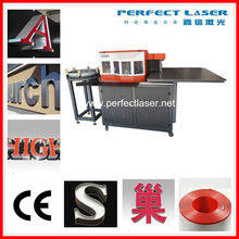 Manufacturer Letter Channel cutting and bending