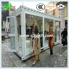 Factory store container house for rent