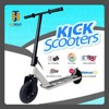 3 wheel electric scooter, cheap electric scooter, 2 wheel electric standing scooter with color option