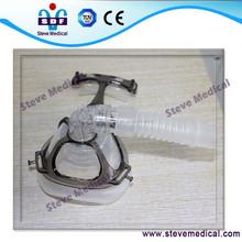 Cpap liberan el máscara para apnea del sueño, mascarilla facial, máscara de silicona