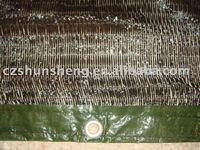black color tapfilametn shade net/agricultural shade net