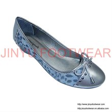 2012 latest style decorative bow tie lady shoes