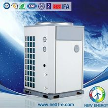 central water system split wall mounted air conditioners factory of heat pump