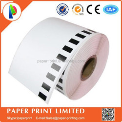 brother labeld 62mm thermal sticker paper