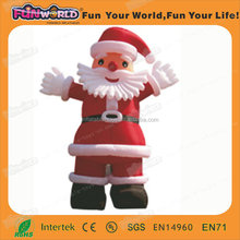 OEM discount Santa claus inflatable outdoor christmas decorations