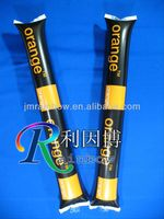 2014 brazil air stick flash led bang bang stick for game with RoHS