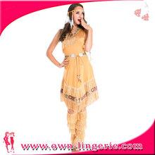 2014 Wholesale dance costume,halloween costume,cosplay costume