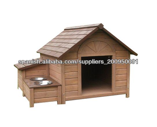 Dise os de casa para perros imagui Casas para perros de madera