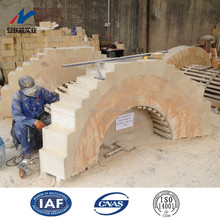 clay refractory bricks with high density