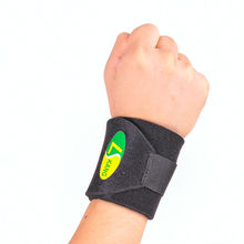 2015 Hot Sales high quality safety elastic wrist support for sports