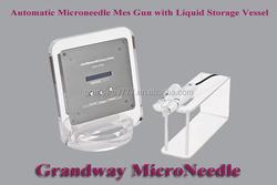 Automatic Microneedle Meso Gun with Liquid Storage Vessel