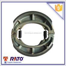 DY125 motorcycle spare parts,125CC motorcycle brake shoes for Chinese hot sale DAYANG motorcycle