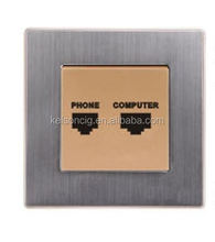 2015 Newest and hottest Hotel/Home Use Light Switch Panel hotel bedding used