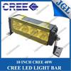 """offroad 10"""" 40w LED Light Bar Cree car led light bar truck led lighting bar 12v/24v"""