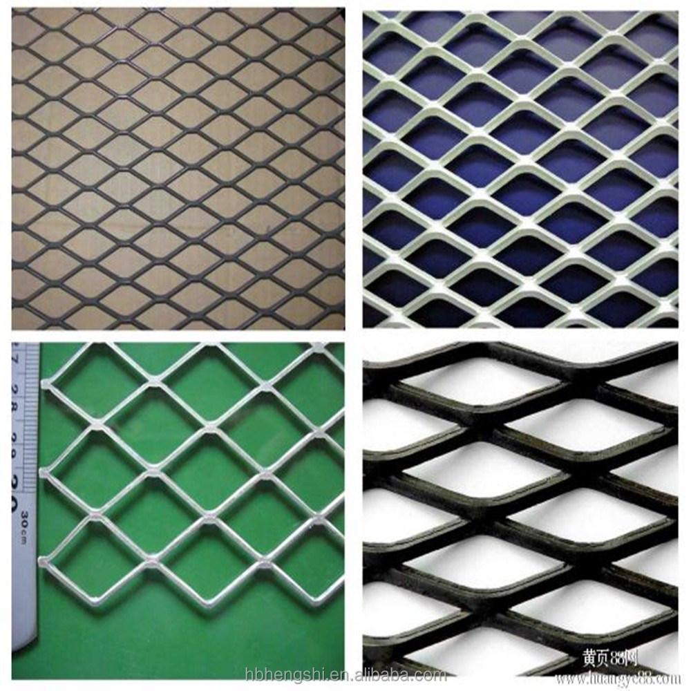 Metal Screen Material : Expanded metal wired security screen material mesh buy