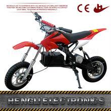 Bici de la suciedad eléctrico Mini Moto