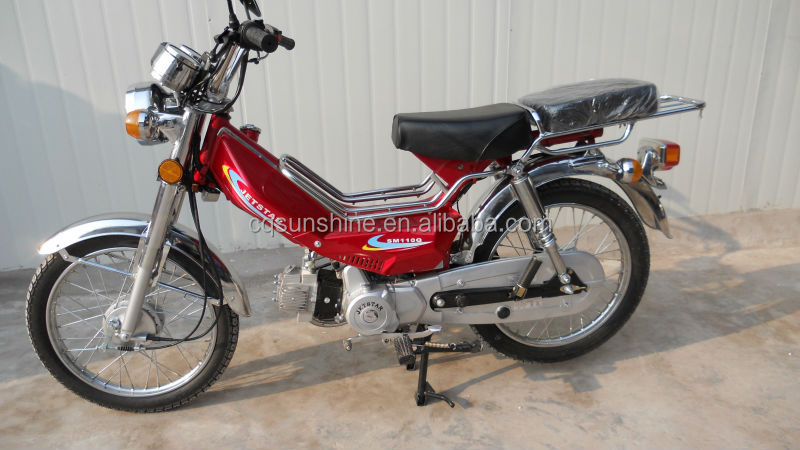 Chinese Hot-Sale 50CC Moped Super Bike Cub Motorcycle