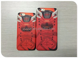 King James Cavaliers 23 sneaker design phone case for iphone 6