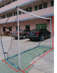 soccer goal, footbal goal, football/soccer goal net