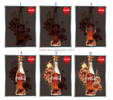 pictures animated dramatic light box
