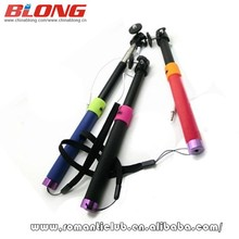 Best Things to Sell High Quality Extendable Cable selfie stick for smartphone