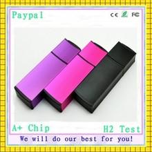 OEM custom logo free sample plastic romotional usb flash drive