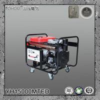 220v 230v 380v 400v ac 3 phase electric 4 stroke diesel power 3000rpm high speed generator