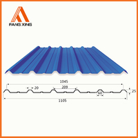 waterproof corrugated Upvc Material Plastic Roof Tile