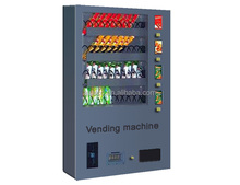 wall mount easy install Quality Supplier Drink and Snack Vending Machine For Sale