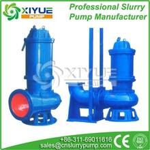 China newly design sewage ejector pump