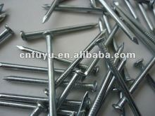 Building Material Flat And Round Head Polish Common Wire Nails Q195