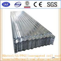 Color Coated Interlock Metal Roofing Tile Corrugated Galvanized Metal Roof sheet