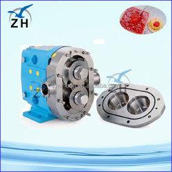 for gear box for lobe pumps three-lobe oil pump rubber seal