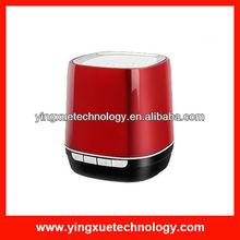 Portable Wireless Bluetooth Speaker with Alloy Steel Housing Built-in Microphone Powerful and Clear Sound