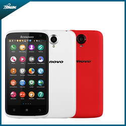 Hot sell Original Lenovo S820 MTK6589 Android 4.2 3G 4.7 Inch HD Screen 13.0MP Multi Language