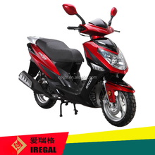 Taizhou 150cc Gas Red DOT Scooters for sale