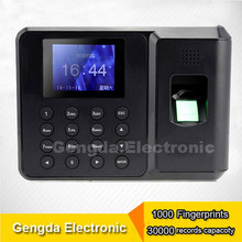 Factory Office 1000 Users USB Adaptor Time Biometric Tttendance Monitoring System Price