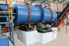 the coating machine for granule npk compound fertilizer