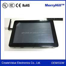 1280x720 LCD Monitors 10.1 inch 12 inch 15 inch 5V USB Powered Touch Screen VGA Monitor