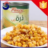 Peeled cheap tinned corn wholesale