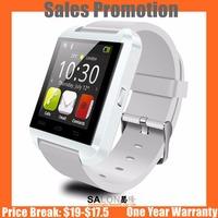 New Arrival U8 Touch Screen Smart Watch Mobile Phone U8 Smart Bluetooth Watch