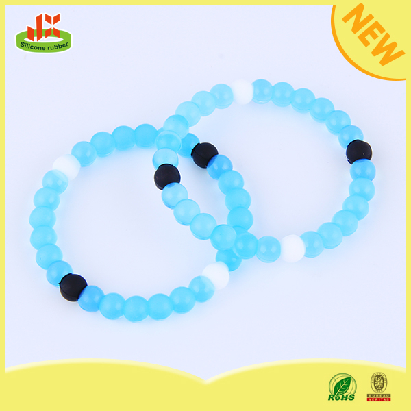 wholesale new popular silicone bead bracelet alibaba